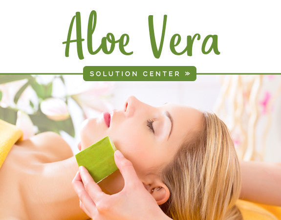 Solution Center - Aloe Vera