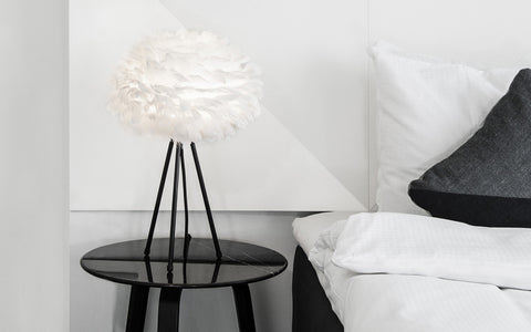 Eos Feather Lamp small