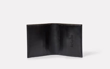 Oliver Leather Wallet Black