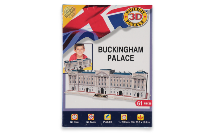 Build it 3D Buckingham Palace