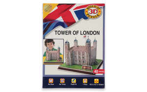 Build it 3D Tower of London Puzzle