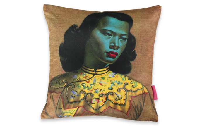 Tretchikoff's Chinese Girl