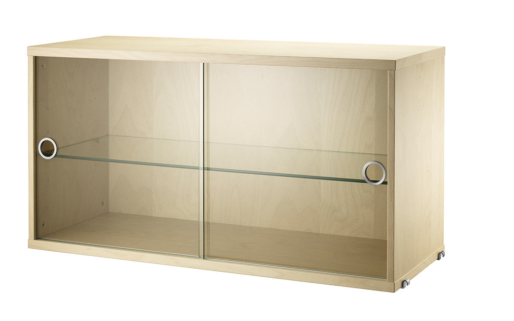 String Shelving System- Display cabinet