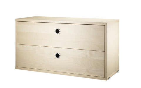 String Shelving System- Chest Draw Unit