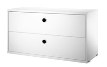 String Shelving System- Chest Drawer Unit