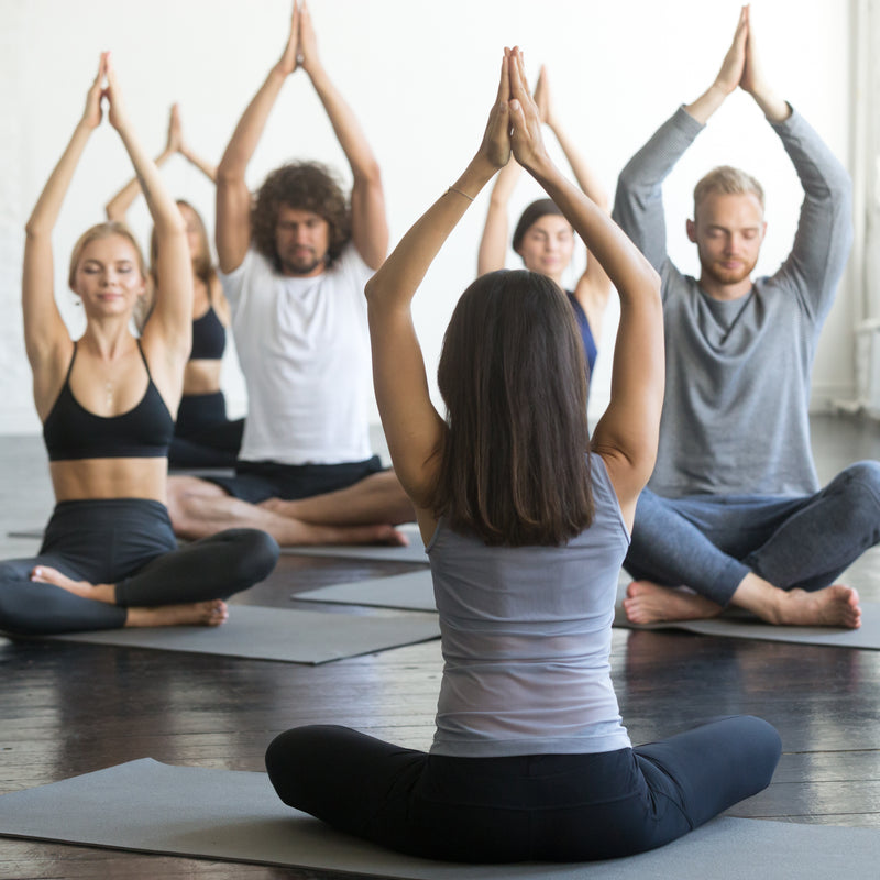 COMBAT 'CORONAVIRUS ANXIETY' WITH YOGA
