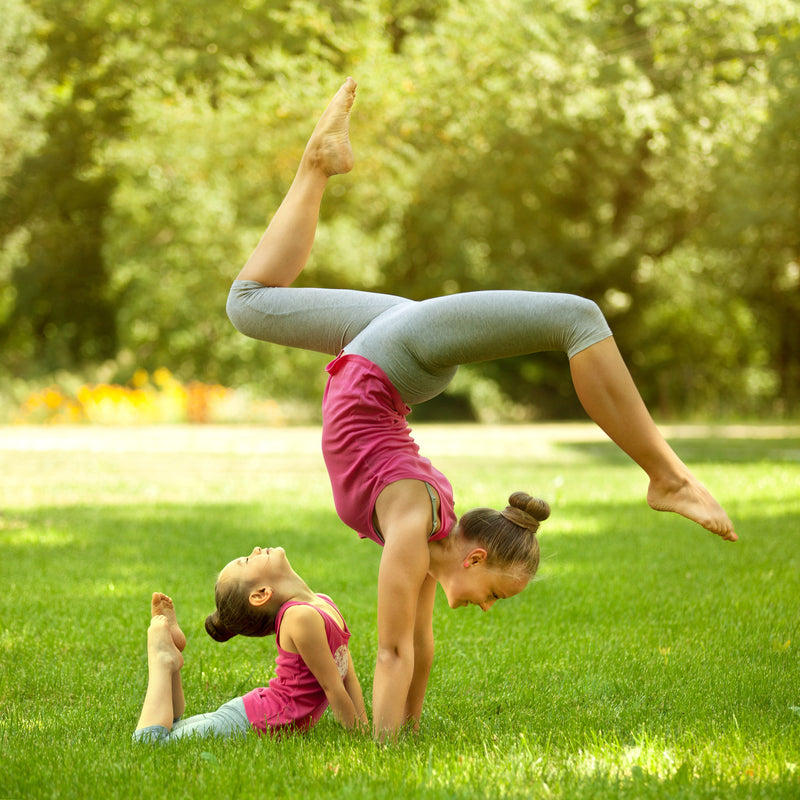 FOR YOGI MOMS: YOGA PRACTICE WITH KIDS
