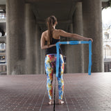 Blue Yoga Stretch Strap