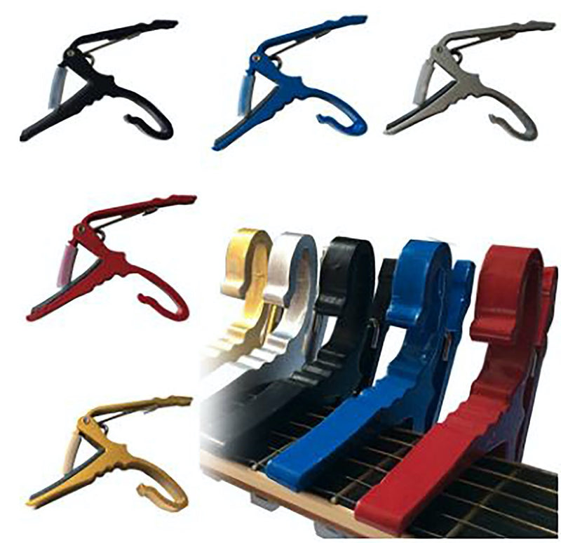 Professional Series Ukulele Capo, will fit on Soprano, Tenor and Concert