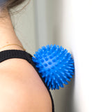 Spikey Massage Balls for back & Plantar Fasciitis