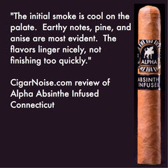 Cigarnoise.com Cigar Noise Review of Alpha Cigar Co.