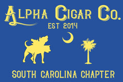 Alpha Cigar South Carolina Flag