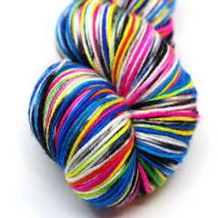 Self Striping Yarn