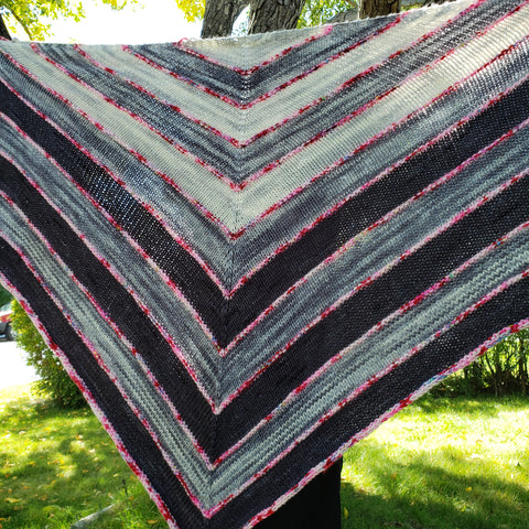 Squishy Shawl Bulky Pattern