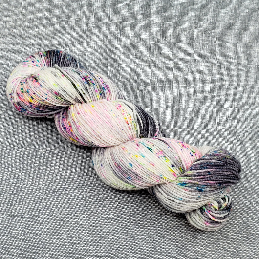 New Moon - Speckles Dyed to Order - All bases