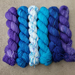 Cool Beans Mini Skein Yarn Set