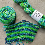 Mountain Self Striping Sock