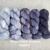 Granite FULL SKEIN Yarn Set