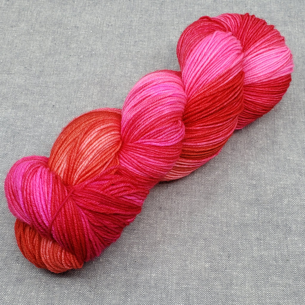 "Ridley Sock ""Ruby Rose"""