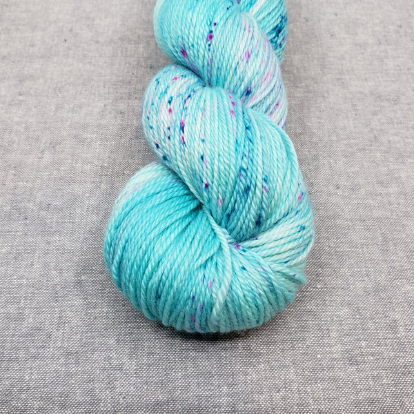 Party on the Needles  - Speckles Dyed to Order - All bases