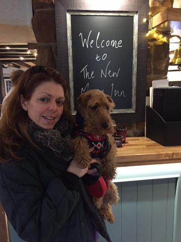 Woofing Up the New Year at the New Moon Inn