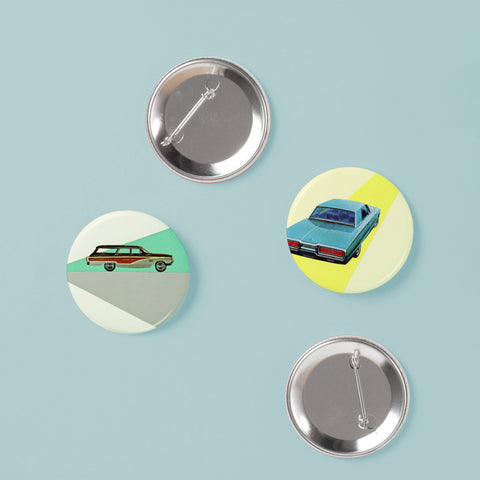 Car Badge Set - Drive