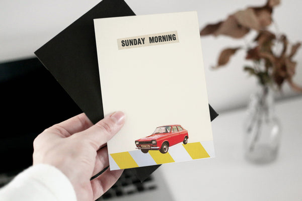 Retro Postcard Set - Good Morning