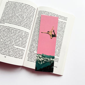 Bookmark - Higher Than Mountains
