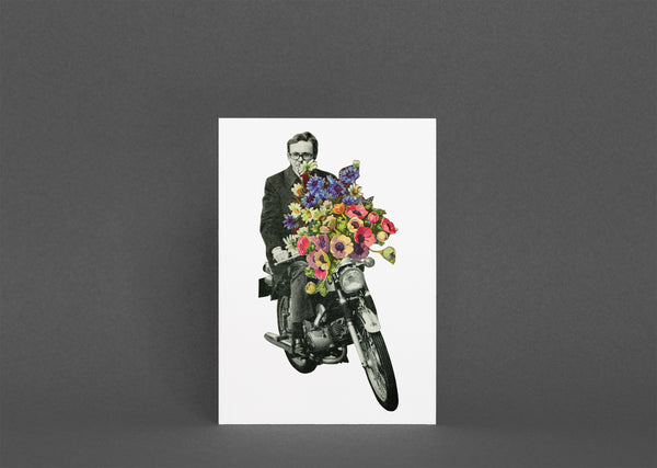 Blank Greetings Card With Envelope - Pimp my Ride