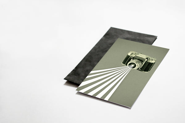 Postcard Pack - The Camera Set
