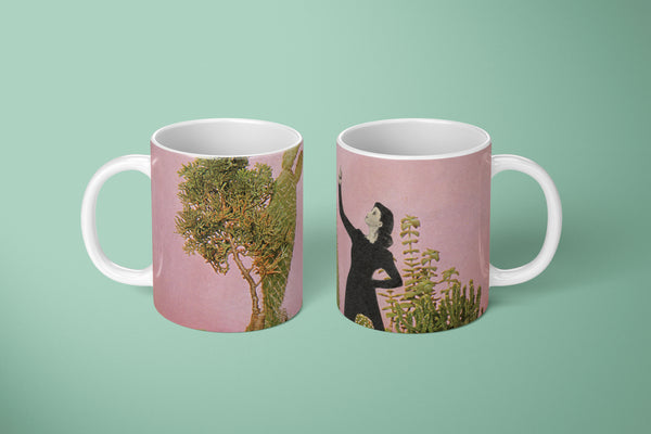 Botanical Mug - The Wonders of Cactus Island