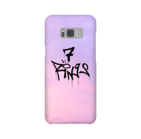 7 Rings Ariana Grande Samsung Galaxy Snap or Tough Case