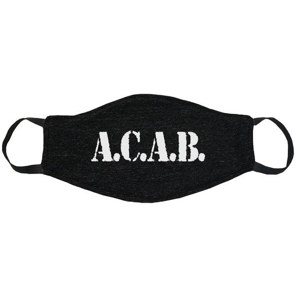 Acab Face Mask