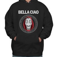 Bella Ciao Unisex Pullover Hoodie Adult