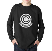 Capsule Corp 2 Kid / Youth Long Sleeves T-shirt tee
