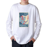 Cell Perfect Kid / Youth Long Sleeves T-shirt tee