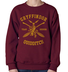 Gryffindor SEEKER Quidditch Sweater