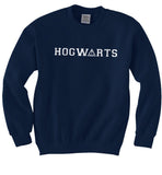 Hogwarts Deathly Harry Potter Unisex Crewneck Sweatshirt Adult
