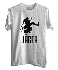Eren Jaeger Yaeger Jeger Singeki no kyojin Attack on titan Unisex Men T-shirt - Meh. Geek