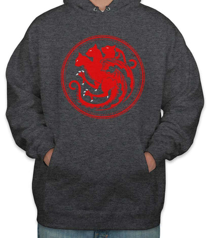 Mother Of Cats Sigil Unisex Pullover Hoodie