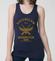 Ravenclaw YELLOW Ink BEATER Quidditch Team Women Tank top PA old