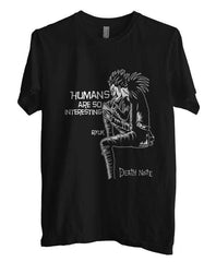 Ryuk SIT Shinigami Death Note Manga Anime Men T-shirt - Meh. Geek - 2