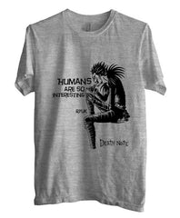 Ryuk SIT Shinigami Death Note Manga Anime Men T-shirt - Meh. Geek - 1