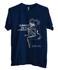 Ryuk SIT Shinigami Death Note Manga Anime Men T-shirt - Meh. Geek - 3