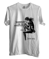 Ryuk Sit Shinigami Death Note Manga Anime Men T-shirt