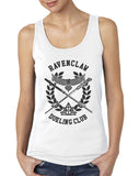 Ravenclaw Dueling Club Bw Ink Women Tank top PA