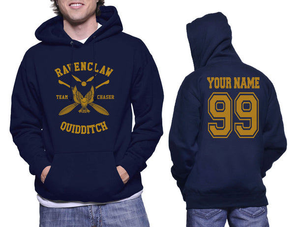 cheap for sale great deals top fashion Customize - New Ravenclaw CHASER Quidditch Team Unisex Pullover ...