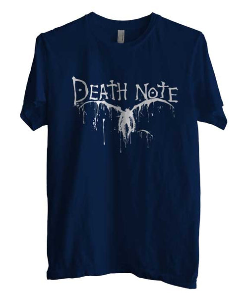 Death Note Ryuk Anime Manga T-Shirt size S-3XL
