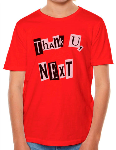 Thank U, Next Pop art Kid / Youth T-shirt tee