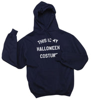 This Is My Helloween Costume Unisex Pullover Hoodie - Meh. Geek